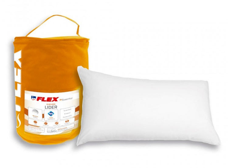 Almohada FLEX fibra modelo LIDER