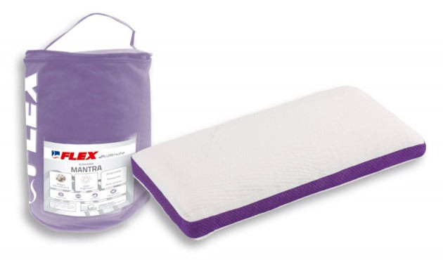 Almohada FLEX visco modelo MANTRA