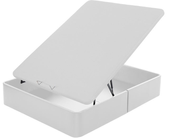 Canape abatible Flex polipiel al suelo de gran capacidad