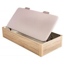 Canapé abatible madera juvenil apertura lateral Design de Pikolin