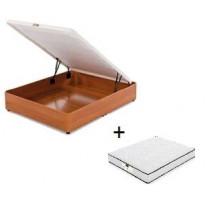 PACK colchón de muelles CIVIC + canapé abatible