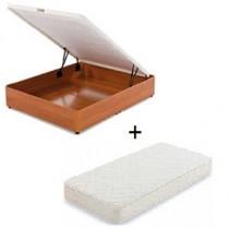 PACK colchón viscolastico MANU + canapé abatible
