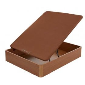 Canape abatible 25 Flex al suelo madera transpirable gran capacidad