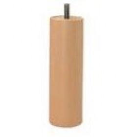 Patas madera color haya 18 cm